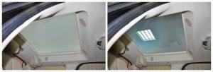 smart glass for car skyplight windows