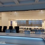 high transparent switchable glass on state