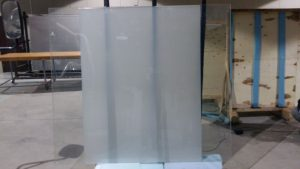 switchable glass power off