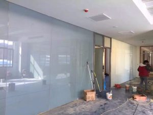 switchable glass off