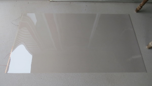 switchable film should be flat when testing