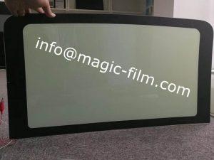 smart film for skylight off