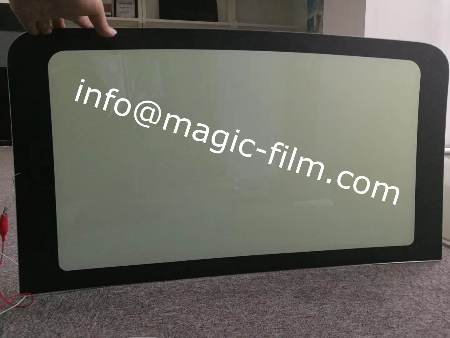 Electric Tint | Switchable PDLC Film & Smart Glass