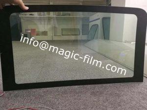 smart film for skylight on