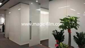 switchable glass in the office