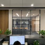 privacy smart glass on