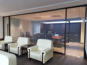 switchable lc privacy glass